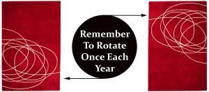 Rug Rotation