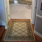 Doormat inside