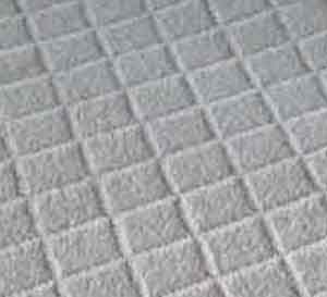 The appeal of this type of carpet is in the visual presentation. Sculptured carpets can be an effective means ...